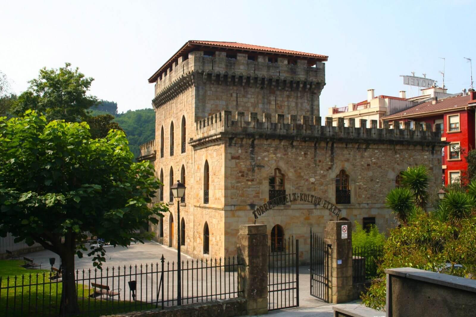 Mungia Torre Billela