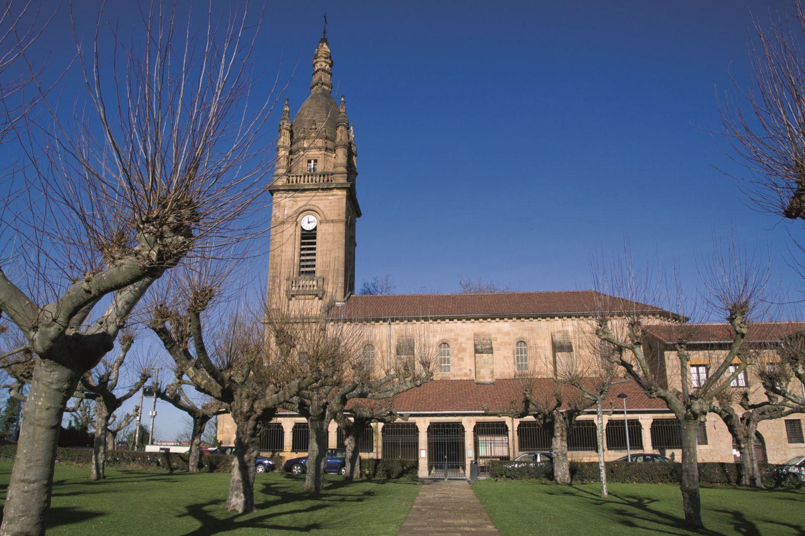 Iglesia Berango